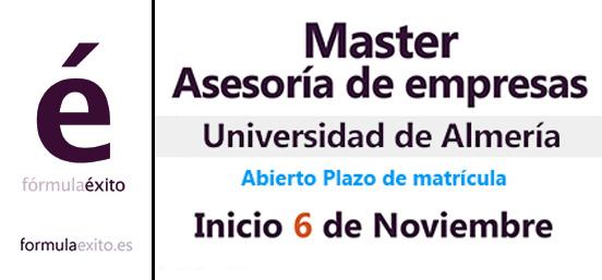 III Master en Asesoría de empresas