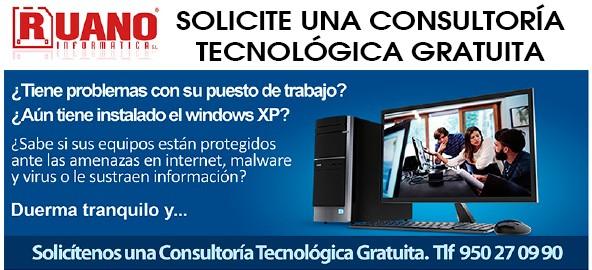 CONSULTORIA TECNOLÓGICA GRATUITA