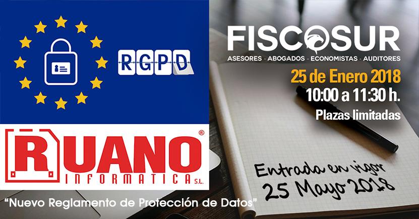 Nuevo Reglamento de Protección de Datos – ForoFiscosur