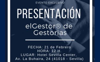 elGestor llega a Sevilla
