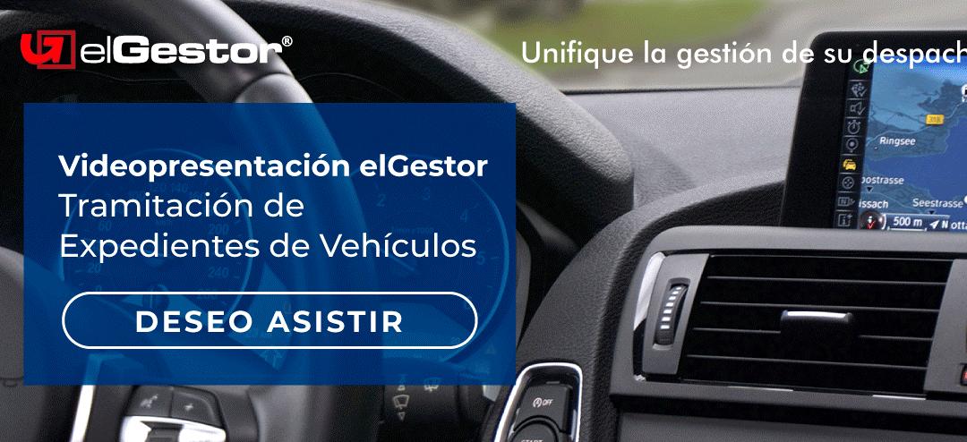 Mejora y optimiza la tramitación de los Expedientes de Vehículos – Webinar 28 de Mayo
