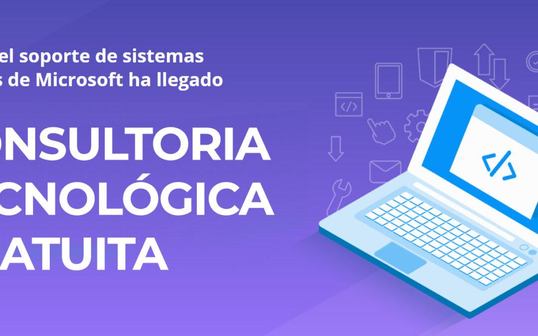 EL FIN DEL SOPORTE DE SISTEMAS CRÍTICOS DE MICROSOFT HA LLEGADO