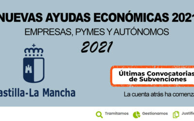 SUBVENCIONES EN CASTILLA-LA MANCHA -ADELANTE INVERSIÓN- Fomento de la Inversión y la Mejora de la Productividad Empresarial