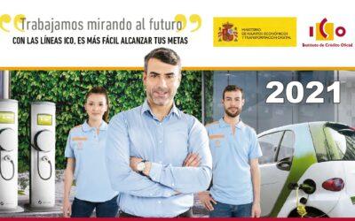 ACTUALIZACIÓN DE LAS LINEAS ICO 2021. CONSULTA SUS VENTAJAS.