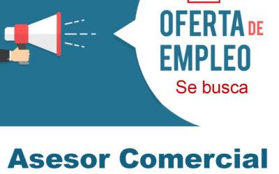 ¡¡SE BUSCA!! ASESOR COMERCIAL DE SOFTWARE ERP