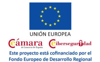 PROYECTO DE «CIBERSEGURIDAD» DE LA CÁMARA DE COMERCIO, CONFINACIADO POR EL FONDO SOCIAL EUROPEO